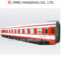 RW25G Soft Berth Passenger Coach/ trail car/ carriage/ railway train