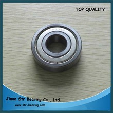 10mm bore size bearing 6300zz 6300-2rs deep groove ball bearing for printer