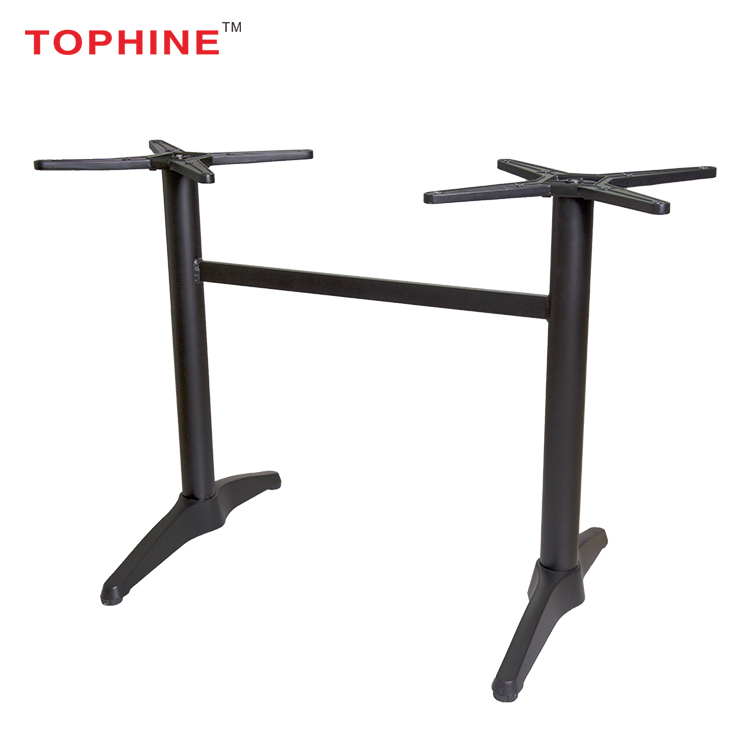 TOPHINE Furniture Adjustable Gliders Metal Office Table Desk Legs