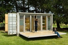 new Container prefab Houses SUMMER HOUSE