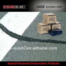 TE-I rubberized asphalt pavement sealer