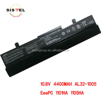 laptop battery for  asus 1005