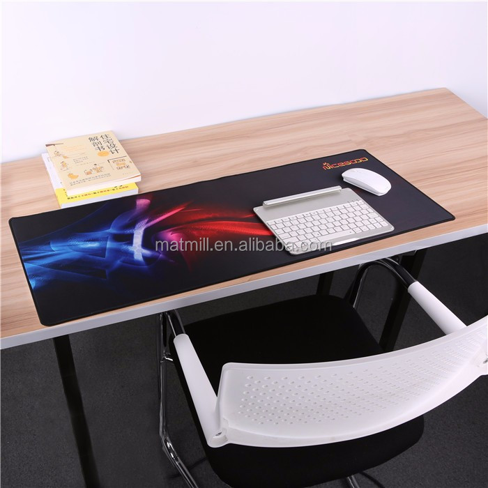 Jukui Business office using desk natural rubber extra large gaming mouse pad