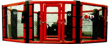 octagon fighting cage cheap on sales