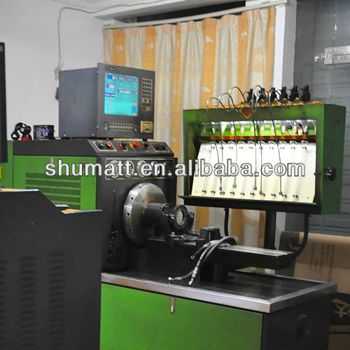 Injector tester common rail test bench oil truck 24 injector tester APEX-709