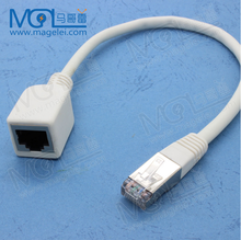 RJ45 cable For Local Area Network LAN Cat5e Extension Cable