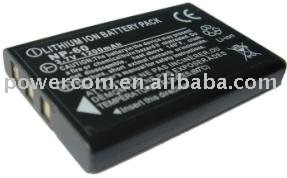 Battery Replacement for Casio NP-60
