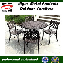 gazebo furniture/tables and chairs used for restaurant./outdoor furniture made in china
