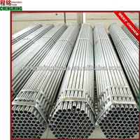 Galvanized Welded Steel Pipes