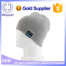 New Fashion Bluetooth Beanie Hat with Headphone