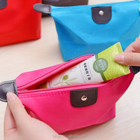 CUSTOMED Promotional oxford Personalized Waterproof portable travel cosmetic bag for men