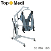 Rehabilitation Therapy Supplies high Loading capacity medical electric patient hoist
