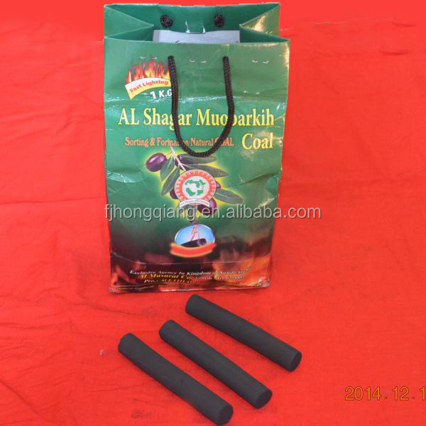 HongQiang easy light bamboo finger charcoal