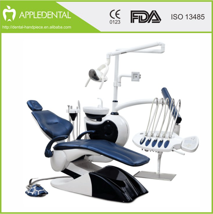 Appledental High Class with Memory Foam Mermaid Design Patience cheap Dental Chair