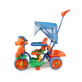 bt-1025159 Hot selling multifunctional 2 in 1 ride on stroller and baby tricycle