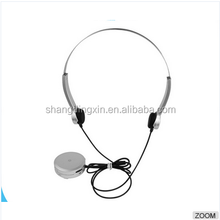 2017 New Products bone conduction hearing aid for hearing impaired