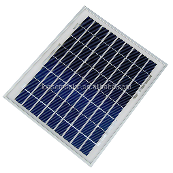 Cheap Photovoltaic Solar Panel Sale Container For India Market Polycrystalline PV Modules 10W