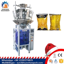 Commercial Full Automatic Multi-head Weigher Pasta Packing Machine