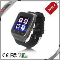 Alibaba wholesale Android 4.4 Capacitive touch screen Wrist android Watch Phone