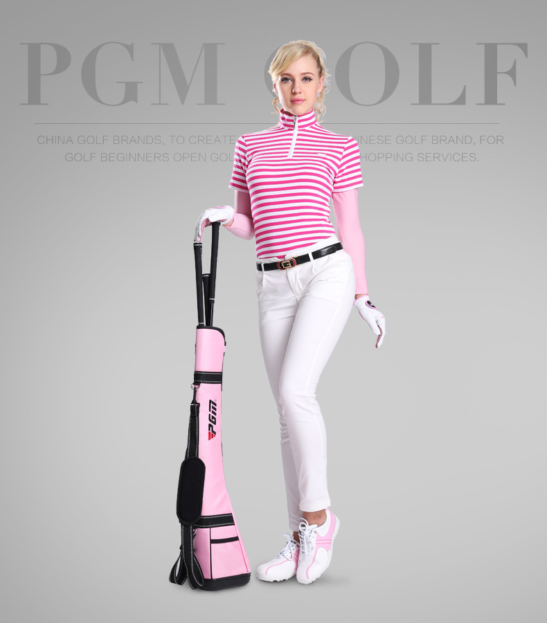 Wholesale PGM light weight portable golf gun package sports tote bag