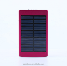Wireless solar power bank,waterproof mobile power bank,10000mah energy storage power bank