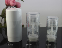 Plastic Tube Containers Clear Small Clear
