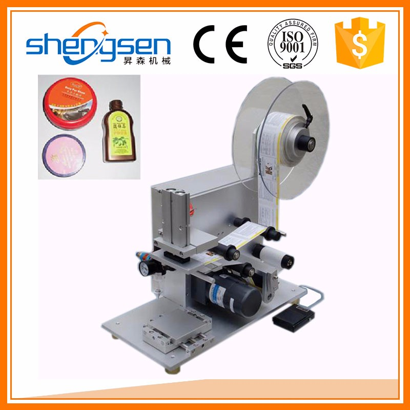 Best Price Semi-Automatic Sticker Labeling Machine