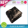 ShaoXing manufacturer hot sale high quality Luxury Faux Fur thick throw blanket borrego blanket made in china