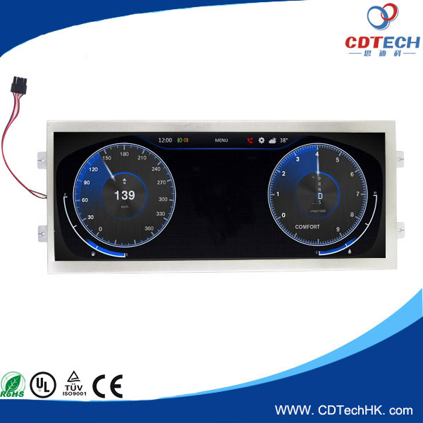 12.3 inch sunlight readable lcd module