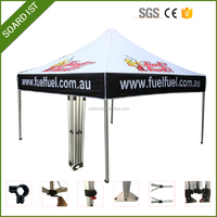 gazebo tent 4x4 cheap pop up roof top aluminium tent folding display printed canopy
