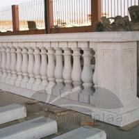 Professional Marble Balcony handrails with Best Price