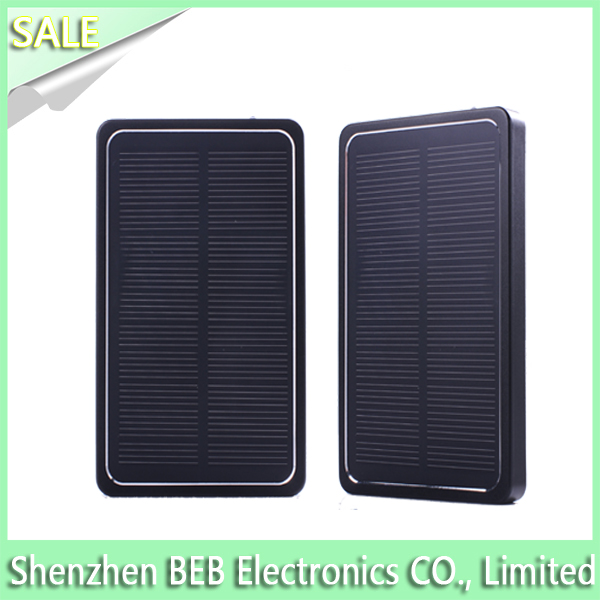 The cheapest 4000mah solar sun charger mobile