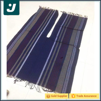 Good quality new style stripe pashmina scarf and shawl factory price