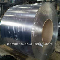 0.25mm T3 BA/CA 2.8/2.8 silver finish electrical tin plate coils