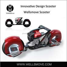 wheelman g-wheel 50cc gas scooter