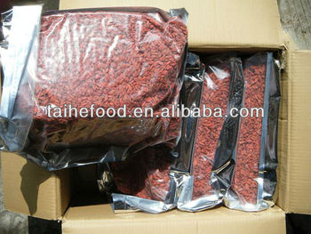goji berry, dried goji berry ,zhongning goji berry with best quality 2013 crop