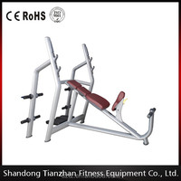 Free Weight Fitness Bench/Olympic Incline Bench Press TZ-6030