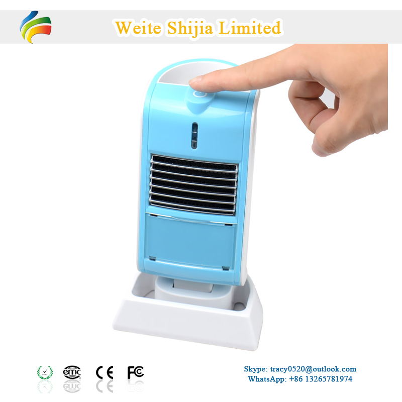 Mini Portable Electric Fan Heater for Office