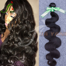 Cheap Body Wave Style Extension 100% Brazilian Human Hair Weft For African American Women Wholesale Prices For Brazilian Hair