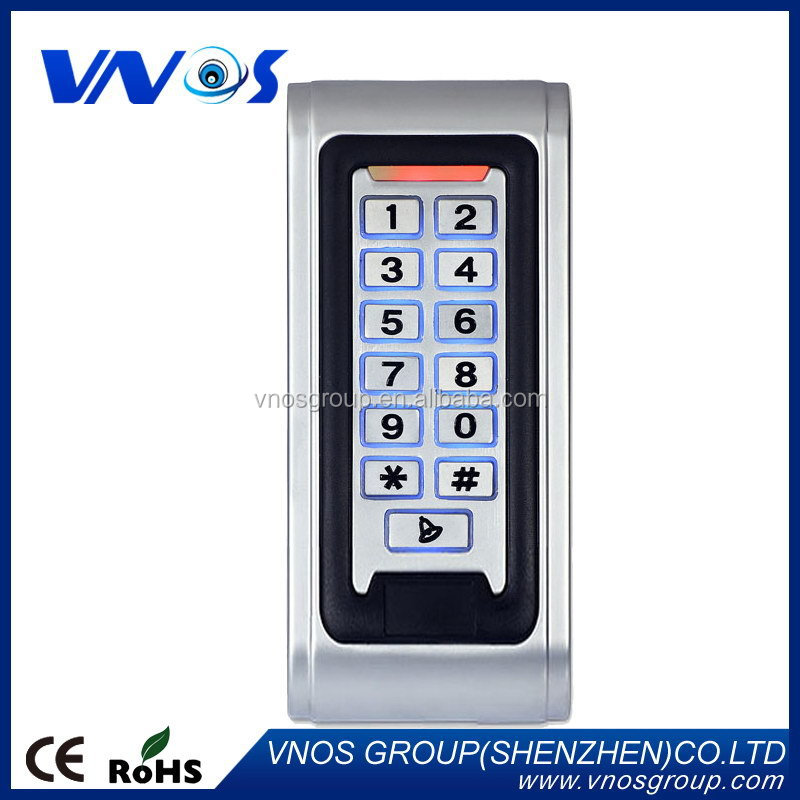 Designer portable rfid card door access control device