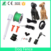 KD-661 3 Dogs Wireless Dog Fence with Waterproof Shock Collar