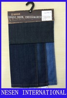 D8032 HOT SALE 100% purified cotton denim fabric good quality for pants jeans and jackets