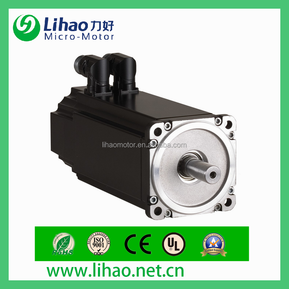 servo motor controller and motor for injection machine in China