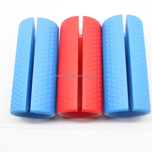 silicone dumbbell grip