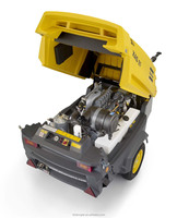 58 Kw Atlas Copco Portable Diesel Air Compressor