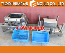 Plastic Fish Crate Injection Mold supplier