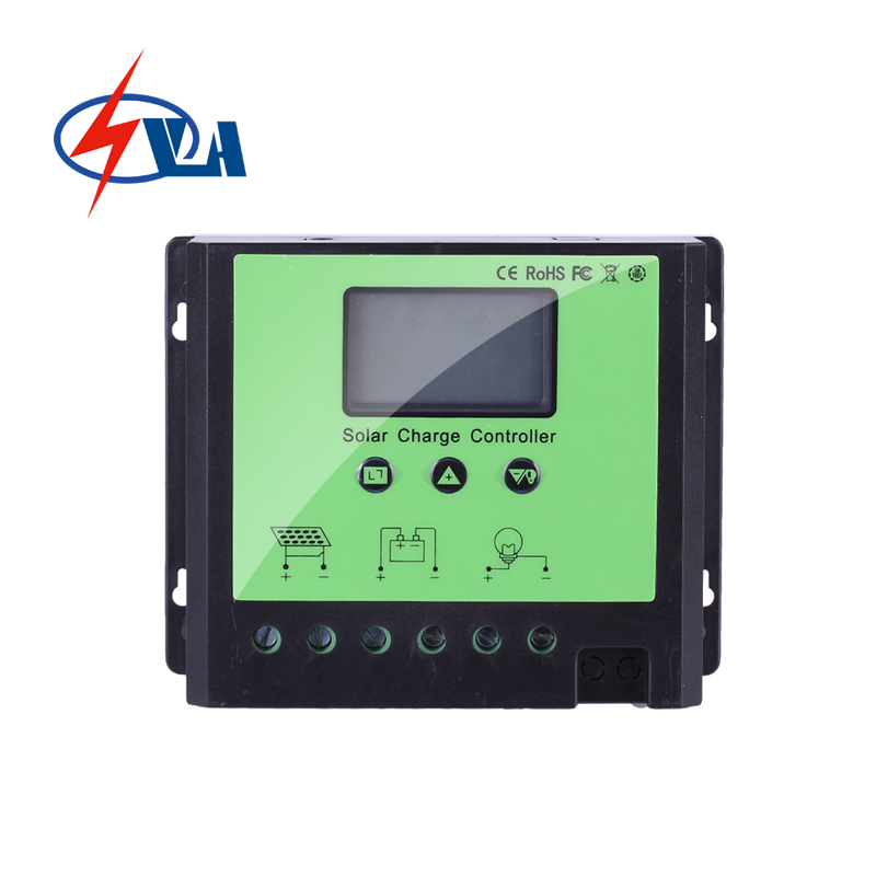 PWM Intelligent Solar Charge Controller Regulators