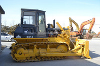 100hp-130HP Shantui Bulldozer Price D6 mini dozer for sale