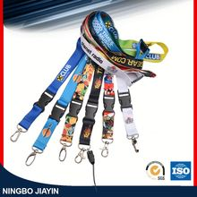 Hot sale factory supply international flag lanyards