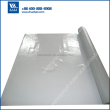 FM Approvals Reinforced PVC Roofing Membrane